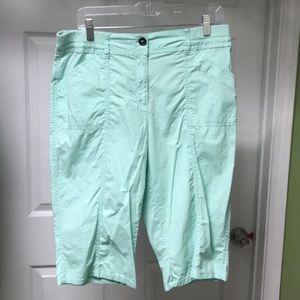 *Chicos size 1 walking shorts